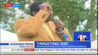 Western Kenya leaders call out IEBC on 'resigned' officials