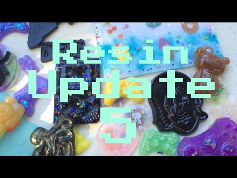 Resin Update 5: The Walking Dead, Pandas, Xbox Controllers, My First Tile?!