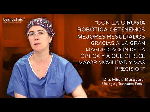 cirugía robótica próstata ieo