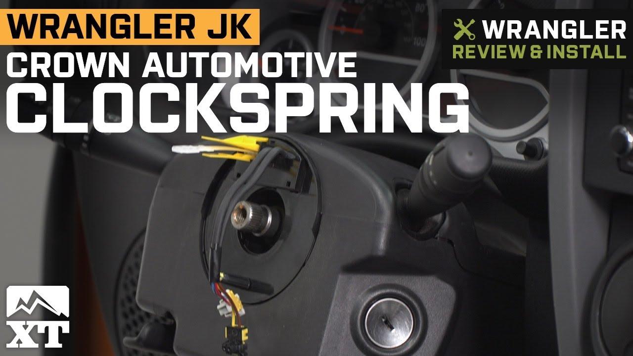 Clockspring (07-12 Jeep Wrangler JK)