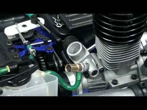 Reglage moteur gx
