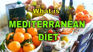 This video is about mediterranean diet, which the natural way of eating in region countries. there are several benefits die...