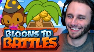 Bloons TD Battles | THE BANANA FARM!