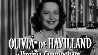 THE SNAKE PIT (1948) trailer. Starring OLIVIA DE HAVILLAND.