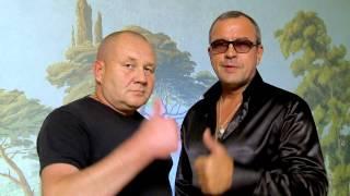 Приветствие Олега Симонова и Андрея Быкова