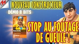 [FORTNITE-SAUVER THE WORLD] GOALS OF 21.06.18 - NEW CONSTRUCT... Or not.. STOP EPIC GAMES!