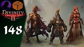 Let's Play Divinity Original Sin 2 - Part 148 - Giant Spider Round 2!