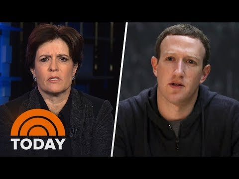 After Interview With Mark Zuckerberg, Kara Swisher Of Recode: Facebook 'Didn't Do Enough' | TODAY