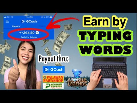 Earn by TYPING WORDS: Free TYPING job | Make Money Online