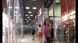 Приклад відеоролика торгового комплексу