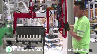 Premset Industrial Process - Episode 5