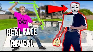WHO IS PZ9 MELVIN REALLY ? HACKER FACE REVEAL NOW ! CHAD WILD CLAY CWC VY QWAINT