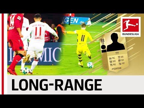EA SPORTS FIFA 18 – Top 10 Best Long-Range Shooters – James, Reus, Lewandowski & more