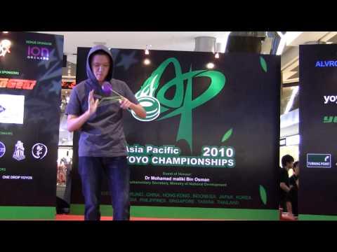 Asia Pacific Yoyo Championship 2010 - 1A Division ...