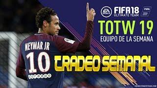 TRADEO TOTW!!!! // TRADEO SEMANAL DE BAJO RIESGO!!! // FIFA 18