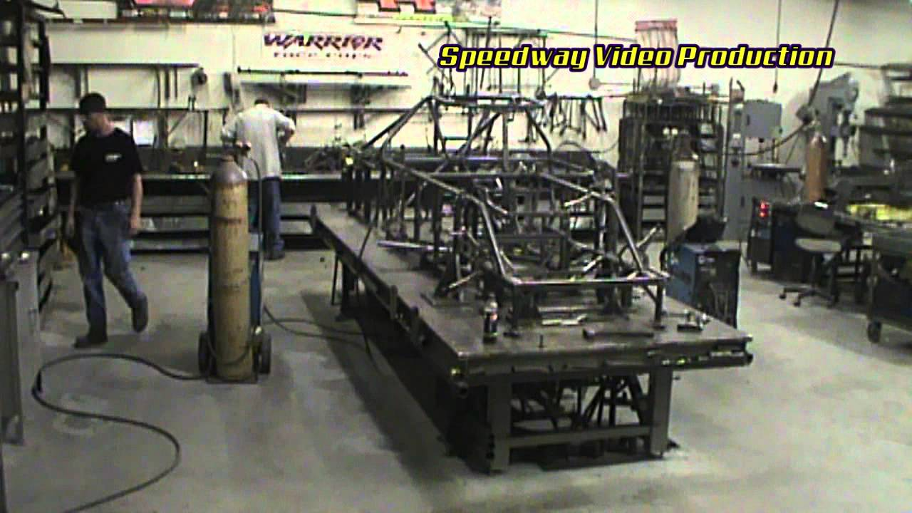 Warrior Race Car Chassis