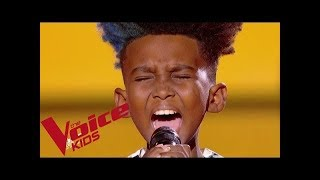 Bob Marley - Redemption song | Soan  |  The Voice Kids France 2019 | Demi-finale - the voice france 2021 judges