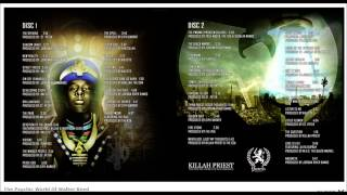 Killah Priest -- The Psychic World of Walter Reed -- (full album) 2013