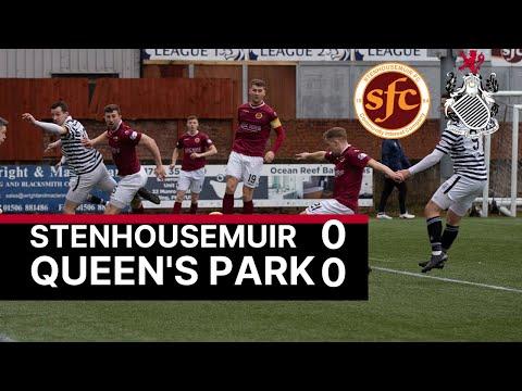 Stenhousemuir Queens Park Goals And Highlights
