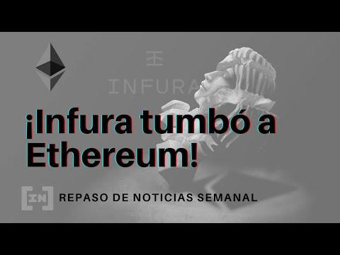 Infura tumba Ethereum, ¿Renacimiento de DeFi?, se acaban los UNI y más - Repaso de Noticias