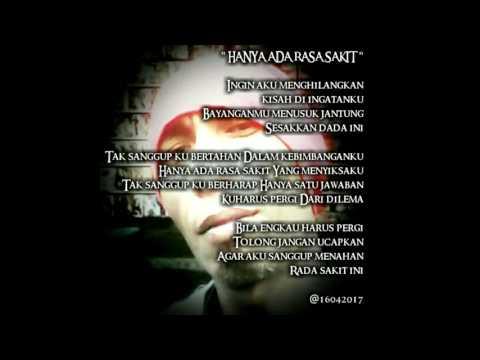 HANYA ADA RASA SAKIT song by BUDI SAMDIDO