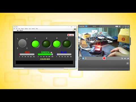 สอน Arduino   LabView Interface For Aduino LIFA