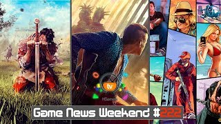 Игровые Новости — Game News Weekend #222 | (Cyberpunk 2077, GTA 5 DLC, Battlefield 1 Turning Tides)