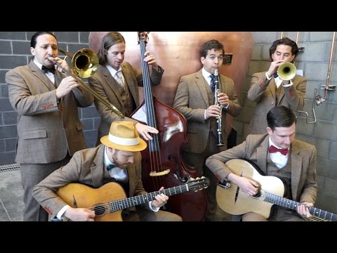 Hot House West Gypsy Jazz Band
