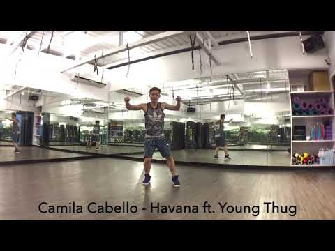 Camila Cabello - Havana ft. Young Thug by KIWICHEN Zumba