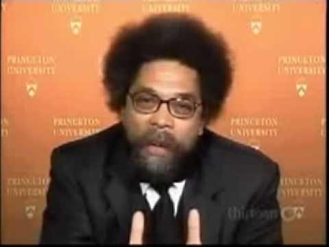 Dr. Cornel West on The Tavis Smiley Show (10/29/08)-Part 1