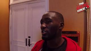 TERENCE CRAWFORD on Who Would Be His Toughest Opponent at 147