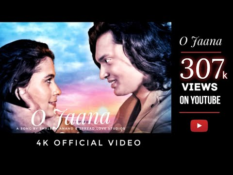 O Jaana - Shaleen Anand (Official Video)   New Hindi Song 2020