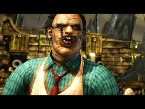 Mortal Kombat X: How To Play With Leatherface (Butcher) Most Damaging Combos & Tips