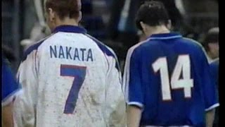 サンドニのレッスン フランスvs日本 2001.3.24