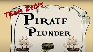 Game Design Challenge 2021 - Pirate Plunder!