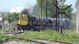 ALCo RSD-35 6425 escupiendo fuego en San Justo!! 13-10-12