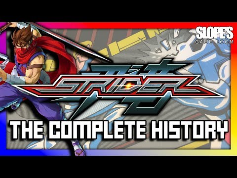 STRIDER: The Complete History - SGR