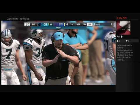 Madden 17 draft champions loser has to reset