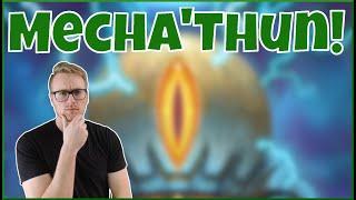 Hearthstone | Mech Hunter? NO! Mecha'thun! | Wild Mecha'thun Hunter | Rise of Shadows