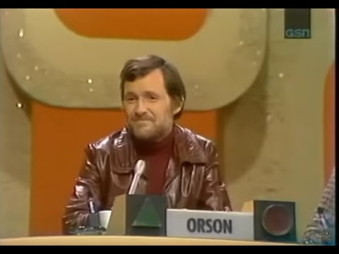 Match Game 74 (Episode 141)(Welcome Orson Bean/Marcia Wallace) (With Slate)