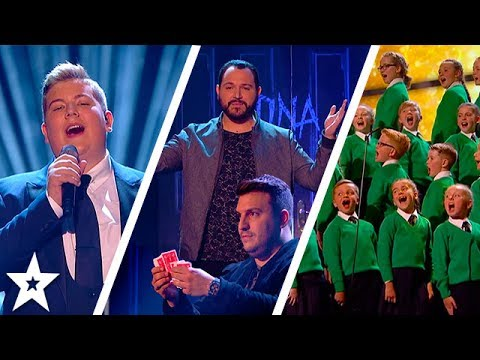 DNA & Kyle Tomlinson | Britain's Got Talent 2017 Semi Final Auditions |