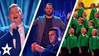 DNA & Kyle Tomlinson | Britain's Got Talent 2017 Semi Final Auditions |