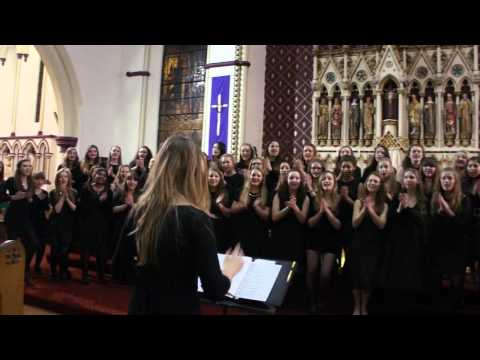 Hail Holy Queen by Senior Choir St.Anthony's Girls Academy