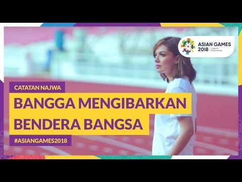 Catatan Najwa #AsianGames2018: Bangga Mengibarkan Bendera Bangsa