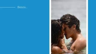 Booktrailer Beach Kiss