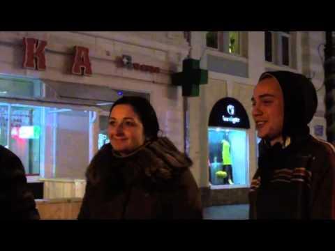 молодёжь Крыма за Россию! (март 2014, референдум)