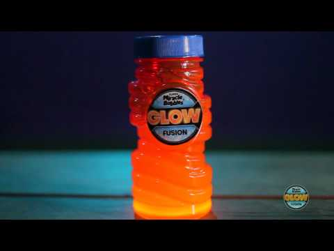 Super Miracle Bubbles Glow Fusion Bubble Solution DEMO
