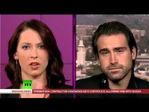 Sean Stone Debunks Myths on Iran, Islam & US Empire