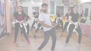 Dilbar Dilbar bollywod dance choreography by karan sagar