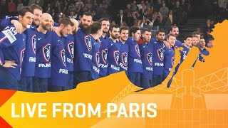 go behind the scenes with team france iihfworlds 2017